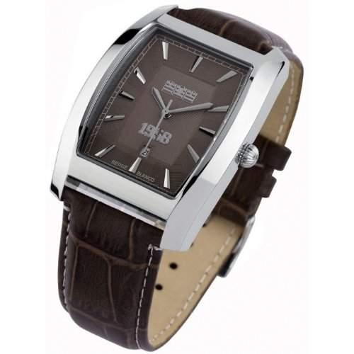 Serge Blanco Uhr - Herren - SB5851-2