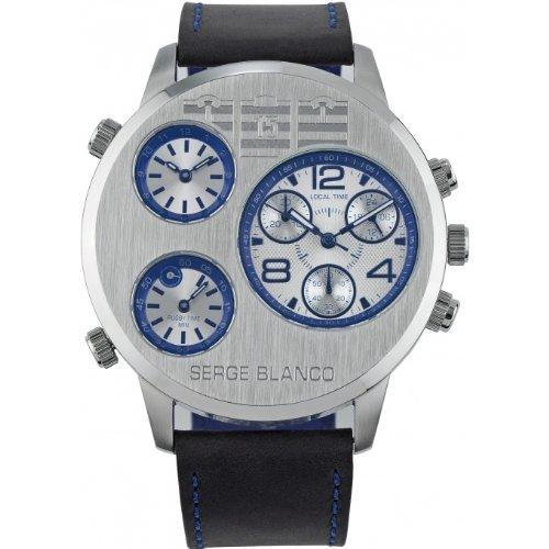 Serge Blanco Uhr Herren SB1132 3