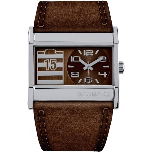 Serge Blanco Uhr Herren SB5952 17