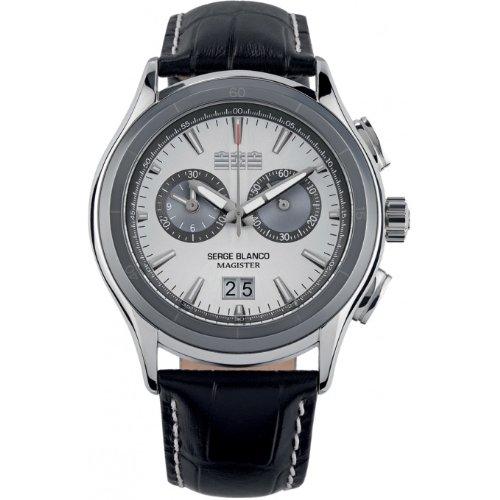 Serge Blanco Uhr Herren SB6095 3