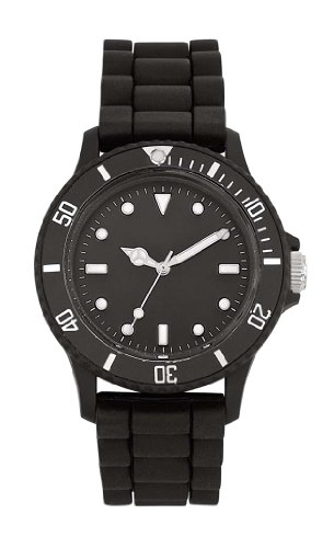 Dimo Unisex Armbanduhr Analog schwarz FRNOIR1