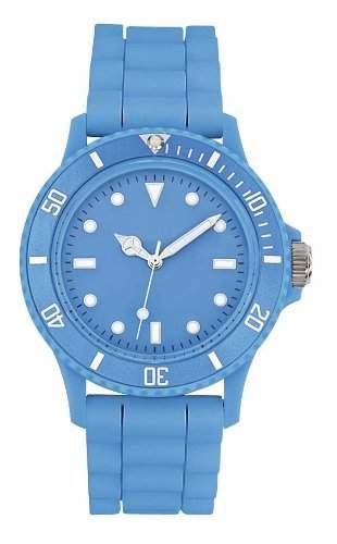 Dimo Unisex-Armbanduhr Analog blau FRBLEU1