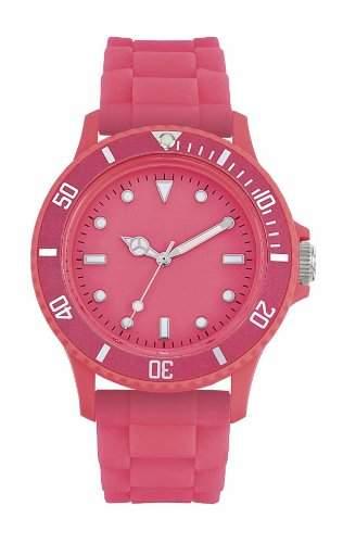 Dimo Unisex-Armbanduhr Analog rosa FRROSE1