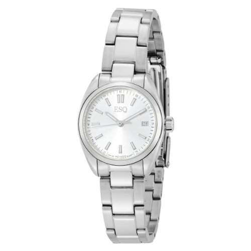 Stainless Steel Sport Classic Silver Tone Dial