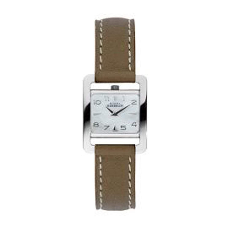 Michel Herbelin Damen-Armbanduhr Analog Quarz Leder 1703719TA