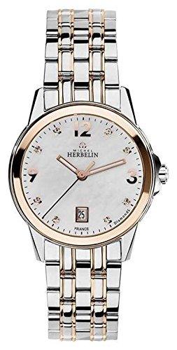 Armbanduhr Michel Herbelin City 14250 btr89