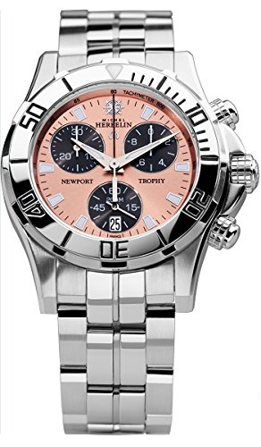 Michel Herbelin Grand Sport Trophy Lady Chronograph