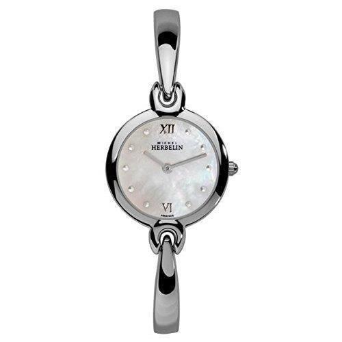 Michel Herbelin Salambo Damen Uhren 17402 B19