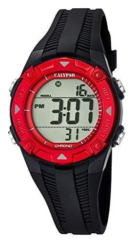 Damenarmbanduhr Digital Calypso Watches K56852 27056