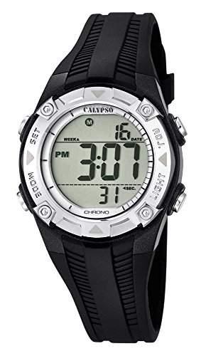 Damenarmbanduhr Digital Calypso Watches K56854 27058