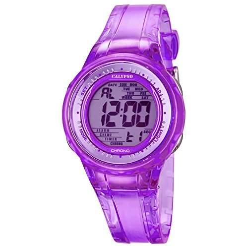 Damenarmbanduhr Digital Calypso Watches K56883 27075