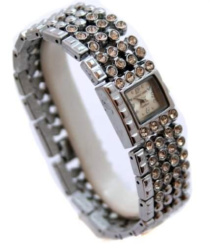 Amber Time Damen Armbanduhr Neu Designer Uhr mit verspielten Details