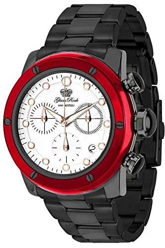 Glam Rock AquaRock Unisex-Armbanduhr Chronograph Quartz AR5106A