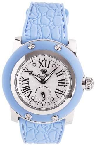Glam Rock Damen-Armbanduhr XL Analog verschiedene Materialien GR30015AA