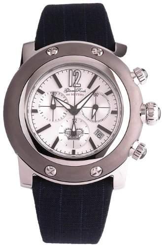 Glam Rock Damen-Armbanduhr XL Chronograph Textil GR10139