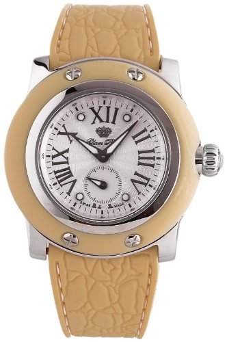 Glam Rock Damen-Armbanduhr XL Analog verschiedene Materialien GR30015EE
