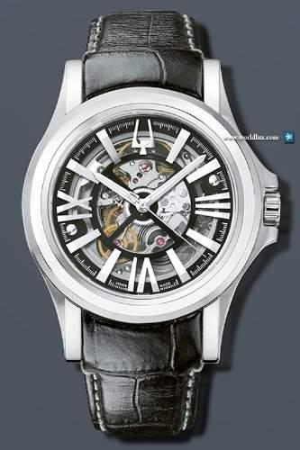 Accutron Herren-Armbanduhr Automatik 63A000