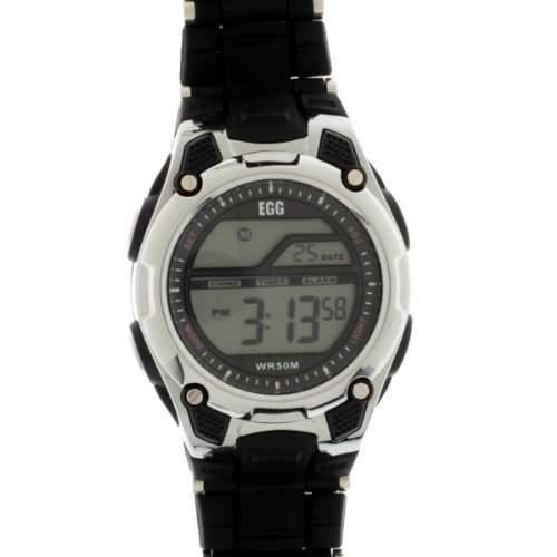 DDP Kinder-Armbanduhr Digital schwarz 4022701