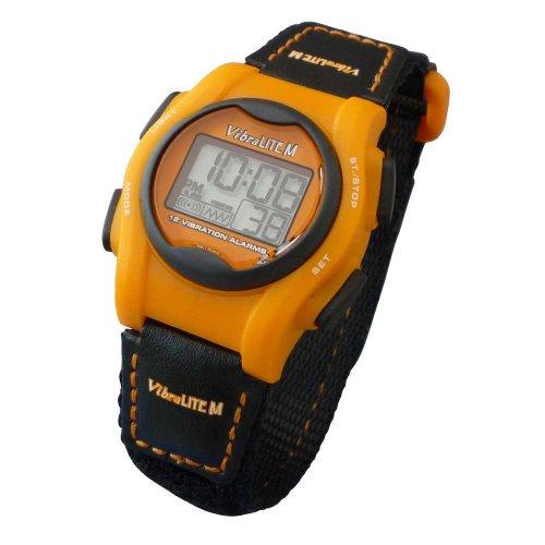 VibraLITE vm vor Armbanduhr Armband aus Nylon