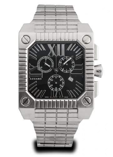 Azzaro Tutto Sport Chronograph Herrenuhr Swiss Made AZ156413BM010