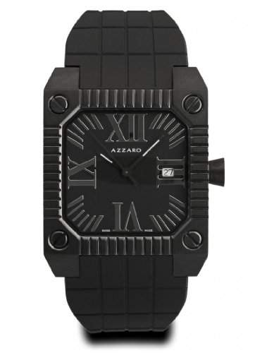 Azzaro Tutto Sport Date Full Black AZ156442BB040