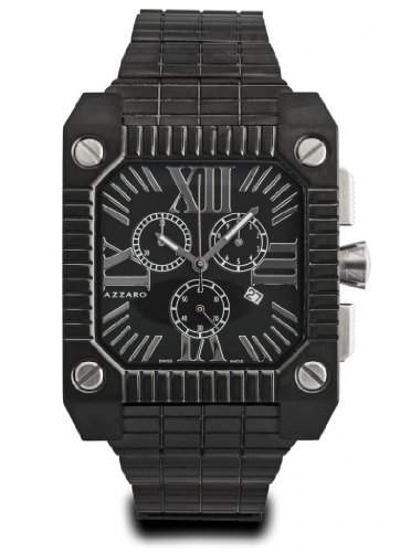 Azzaro Tutto Sport Chronograph Herrenuhr Swiss Made AZ156443BM010