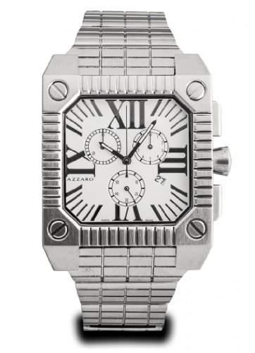 Azzaro Tutto Sport Chronograph Herrenuhr Swiss Made AZ156413AM010