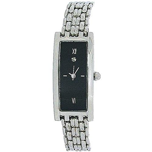 Echte Diamanten Uhr mit Kette und Ohrringe Diamanten Zertifikat
