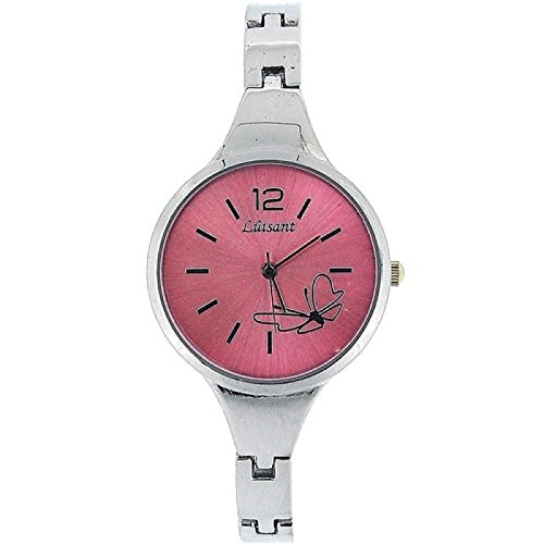 The Olivia Collection rosa Damen Armbanduhr COS30