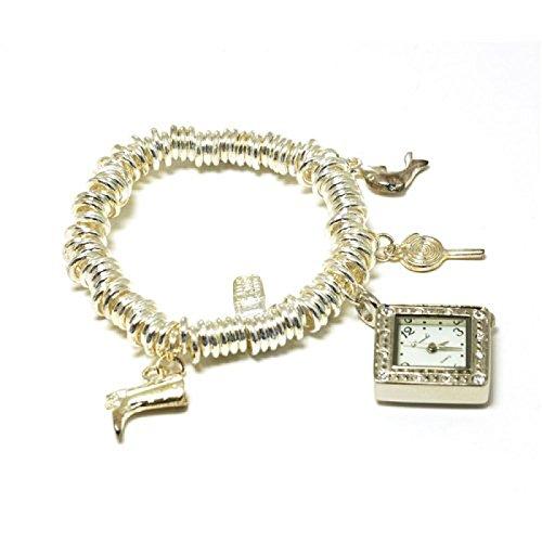 Panache Zuckerwuerfel Armbanduhr