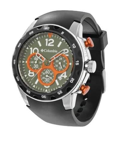 Columbia Unisex-Armbanduhr Transit Analog Plastik CA004-055