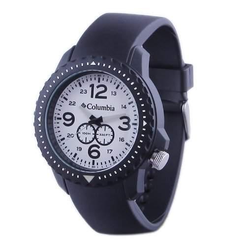 Columbia Unisex-Armbanduhr Urbaneer Analog Plastik CA008-060