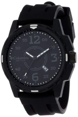 Columbia Herren CA800001 Descender Black Armbanduhr