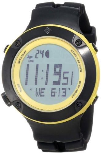 Columbia Unisex Armbanduhr Tidewater Digital Plastik CW004 020