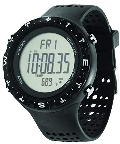 Columbia Herren CT004001 Singletrak Black Digital Sports Uhr
