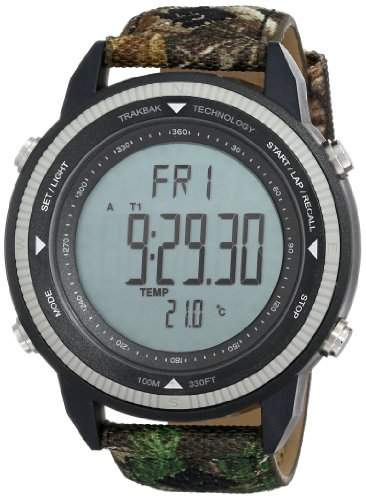 Columbia Herren CT011-330 Switchback Digital Display Quartz Multi-Color Armbanduhr