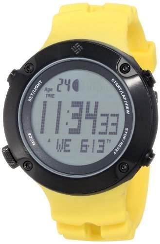 Columbia Herren CW004901 Tidewater Yellow Digital Sports Uhr