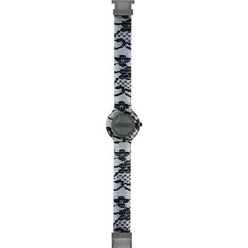 Band Hip Hop 32mm Case Transparent Black Lace Spitze-Referenz In Talcum Powder parfuemiert Collection Spitzen hbu0249Neue OKT