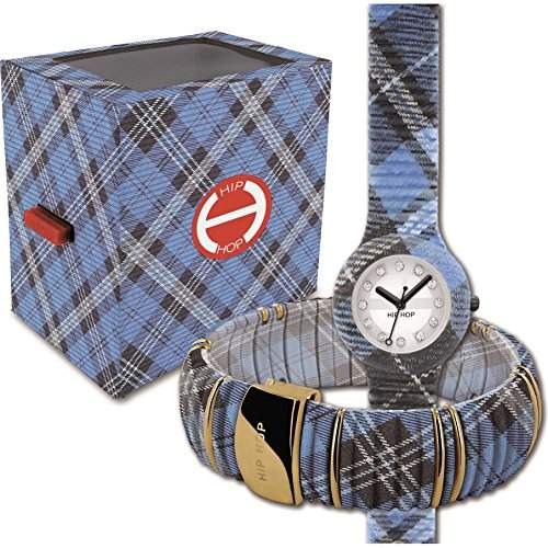 ORIGINAL BREIL HIP HOP Special Pack Limited Edition Damen TARTAN - hk0033