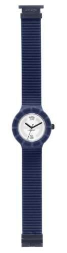 Hip Hop Damen-Armbanduhr Velvet - Dark Blue Analog Silikon blau HWU0148