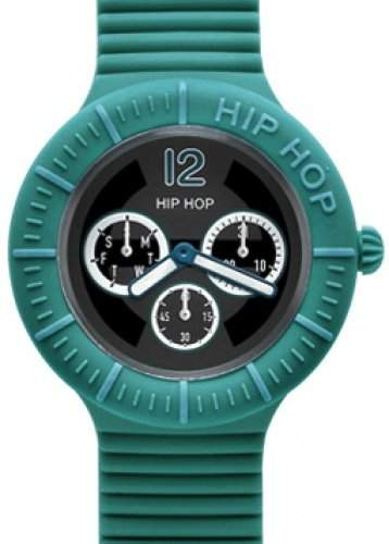 Original hip hop 42mm multifunktion Uhr HWU0178