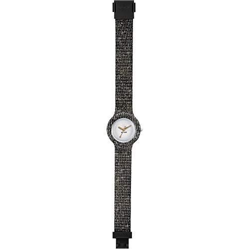 BREIL HIP HOP Uhren Lamè Unisex Uhrzeit Schwarz - HWU0267
