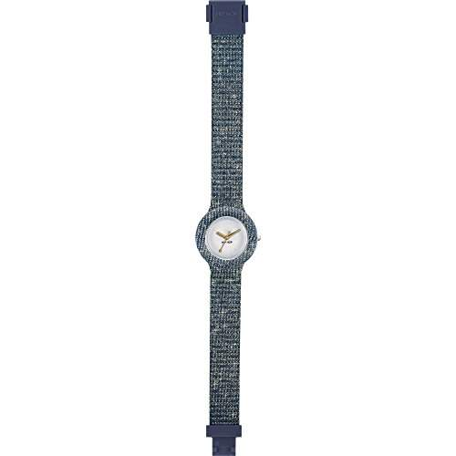 BREIL HIP HOP Uhren Lamè Unisex Uhrzeit Blau - hwu0268