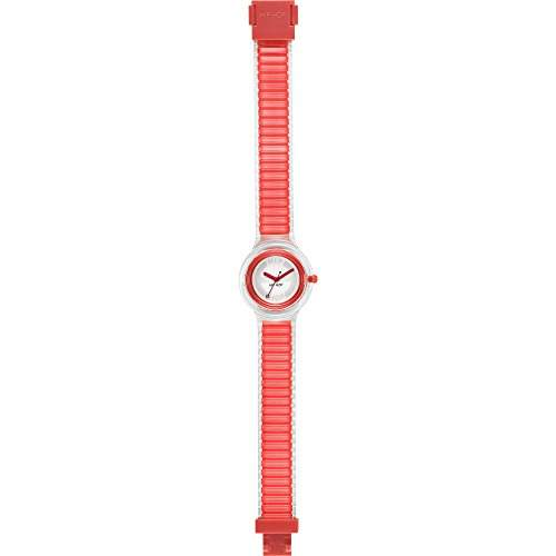 ORIGINAL BREIL HIP HOP Uhren sheer color Unisex Uhrzeit Rot - hwu0446