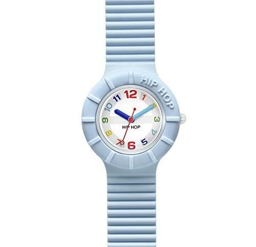 ORIGINAL BREIL HIP HOP Uhren Numbers Unisex Uhrzeit - hwu0464