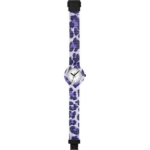 BREIL HIP HOP Uhren Animalier Violet Ocelot Damen - HWU0480