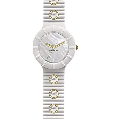 BREIL HIP HOP Uhren PEARLS Damen Uhrzeit Vanilla soul - HWU0489