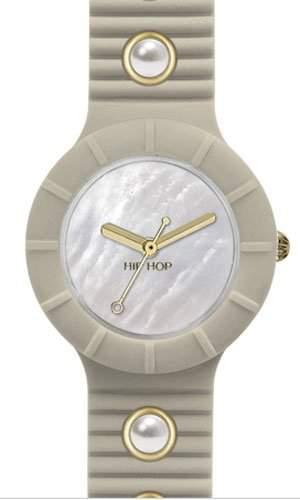 BREIL HIP HOP Uhren PEARLS Damen Uhrzeit Beije - hwu0495