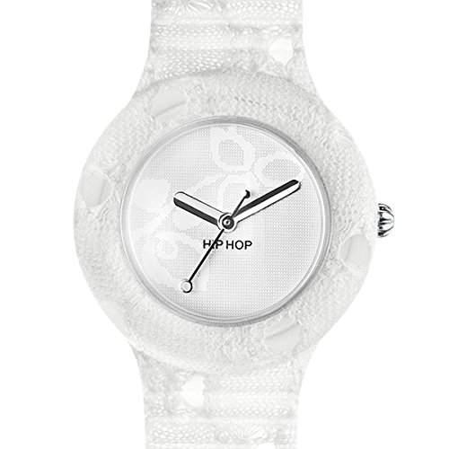 BREIL HIP HOP Uhren SANGALLO Damen Uhrzeit Weiss - hwu0545