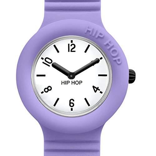 BREIL HIP HOP Uhren Essential Unisex Dahlia Purple - hwu0558